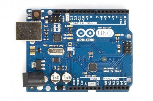 Arduino UNO SMD Rev3 development board