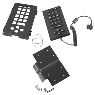 Zebra KT-KYBDNU-VC70-04R otro dispositivo de entrada USB Negro