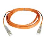 Tripp Lite Duplex Multimode 62.5/125 Fiber Patch Cable (LC/LC), 20M