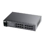 Zyxel GS1100-16 network switch Black