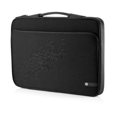 HP 16-Inch Notebook Sleeve Case - Black (WU673AA)