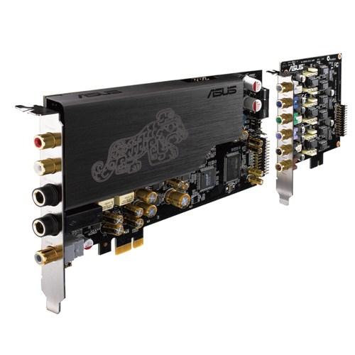 ASUS Xonar Essence STX II 7.1 Internal 7.1 channels PCI-E