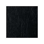 GBC LeatherGrain Binding Covers 250gsm A4 Black (50)