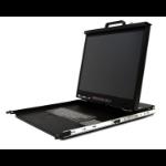 StarTech.com RKCONS2001GB rack console