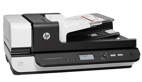 HP Scanjet 7500
