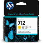 HP 712 29-ml Yellow DesignJet ink cartridge 1 pc(s) Original Standard Yield