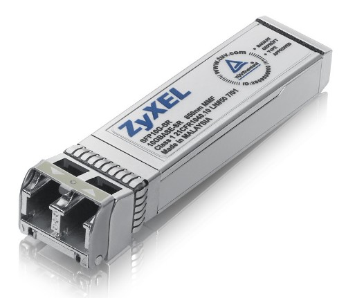 ZyXEL SFP10G-SR network transceiver module 10000 Mbit/s SFP+