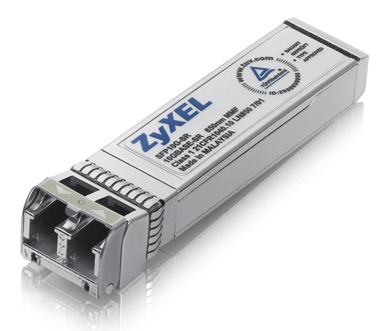 Zyxel SFP10G-SR red modulo transceptor 10000 Mbit/s SFP+