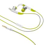 Trust 20320 auriculares para móvil Binaural Dentro de oído Verde Alámbrico