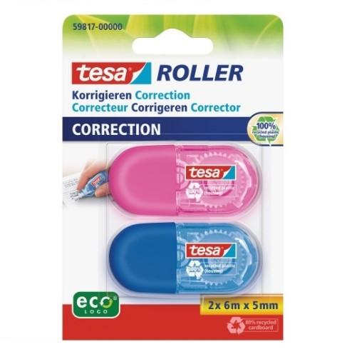 TESA Mini Roller Correction ecoLogo