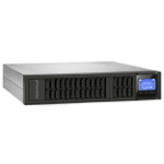 PowerWalker VFI 2000CRM LCD uninterruptible power supply (UPS) Double-conversion (Online) 2000 VA 1600 W 4 AC outlet(s)