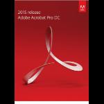 Adobe Acrobat Pro DC, renewal