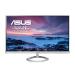 "ASUS Designo MX279HE LED display 68,6 cm (27"") Full HD Plana Negro, Plata"