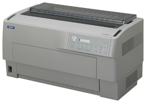 Epson DFX-9000 dot matrix printer 240 x 144 DPI 560 cps
