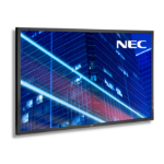 "NEC MultiSync X401S Digital signage flat panel 40"" LED Full HD Black"