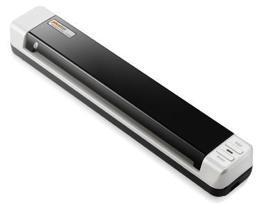 Plustek MobileOffice S410 600 x 600 DPI Sheet-fed scanner Black,White A4