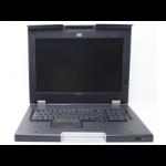 "Hewlett Packard Enterprise 406504-081 17.3"" 1600 x 900pixels Silver rack console"