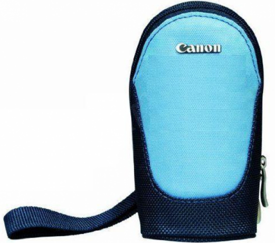Canon video soft case blue
