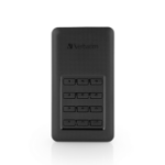 Verbatim Store 'n' Go Portable SSD with Keypad Access 256GB