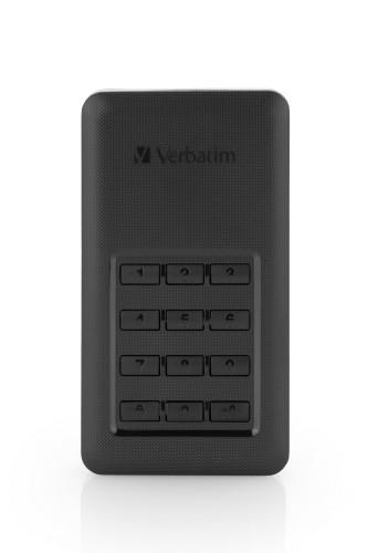 Verbatim Store'n'Go 256 GB Black,Silver
