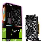 EVGA GeForce GTX1660 TI SC ULTRA GAMING GeForce GTX 1660 Ti 6 GB GDDR6