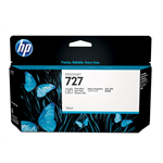 HP 727 zwarte DesignJet fotoinktcartridge, 130 ml