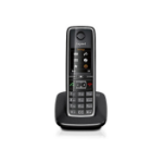Gigaset C530 DECT-telefoon Zwart, Zilver Nummerherkenning
