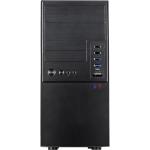 Inter-Tech IT-6865 Micro-Tower Black