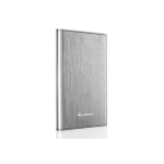 "Sharkoon Rapid-Case 2.5'' HDD/SSD enclosure 2.5"" Silver"