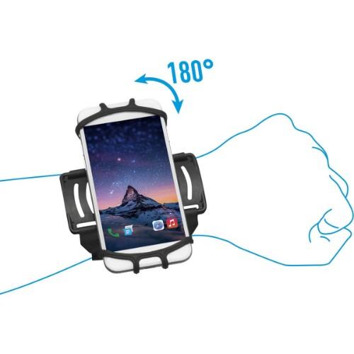 Mobilis 030004 holder Mobile phone/Smartphone Black