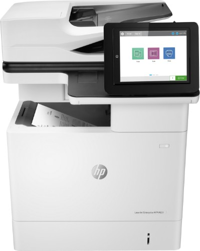 HP LaserJet Enterprise M631dn Laser A4 1200 x 1200 DPI 52 ppm