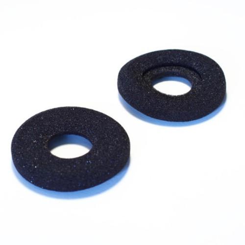 Sennheiser HZP 32 headphone pillow Black 2 pc(s)