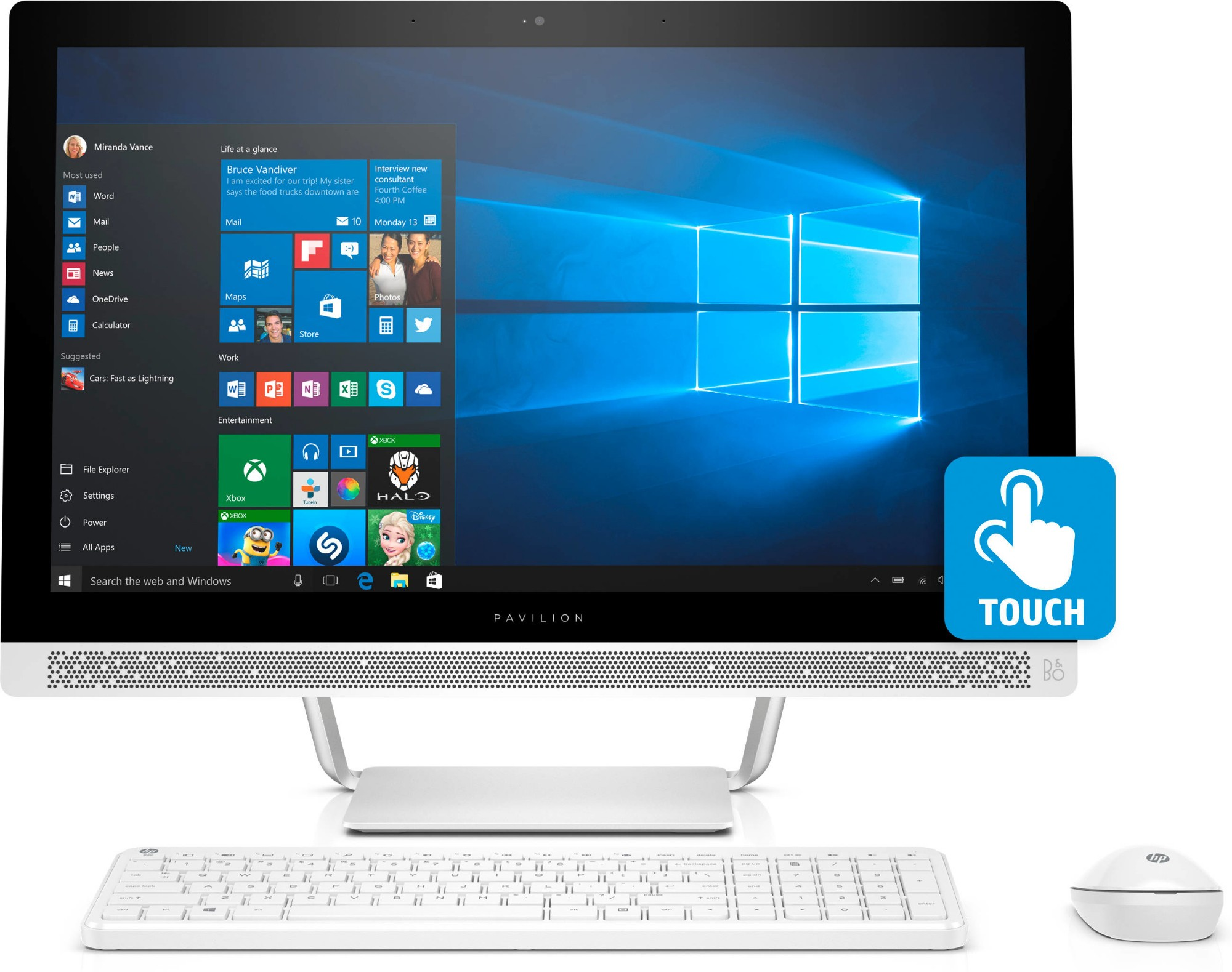 HP Pavilion All-in-One - 24-a270na