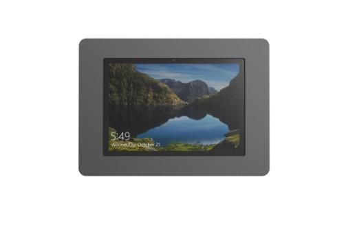 Maclocks 101B540ROKB Universal Passive holder Black holder