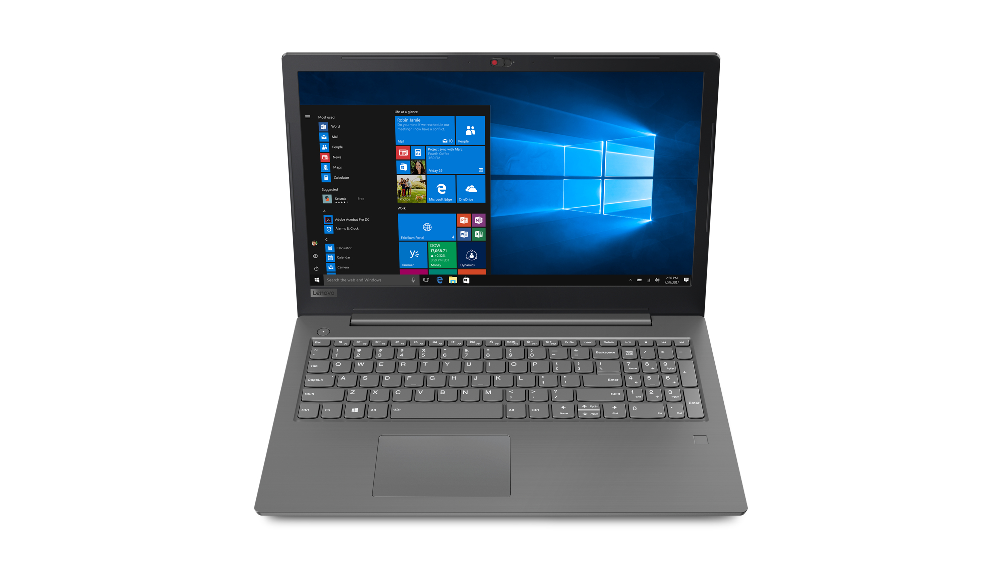 Lenovo IdeaPad V330 Grey Notebook 39.6 cm (15.6