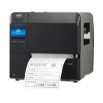 SATO CL6NX Direct thermal / Thermal transfer POS printer 305 x 305 DPI Wired & Wireless