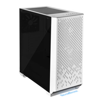 Silverstone Primera SST-PM02W-G Midi Tower Gaming Case - White