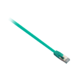 V7 V7E2C6S-02M-GRS netwerkkabel Groen 2 m Cat6 U/FTP (STP)