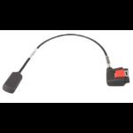 Zebra CBL-NGWT-HDVBAP-01 Black signal cable