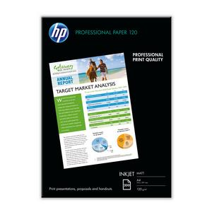 HP Matte Paper A4 150sheets for Inkjet - Q6593A