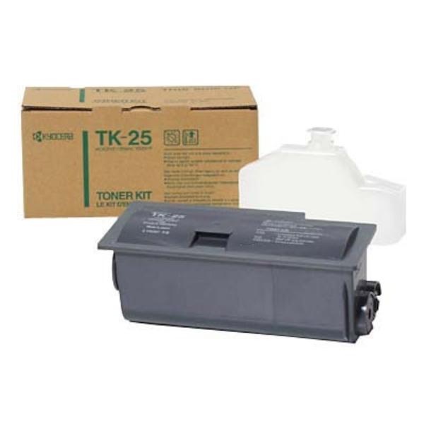 Kyocera 37027025 (TK-25) Toner black, 5K pages