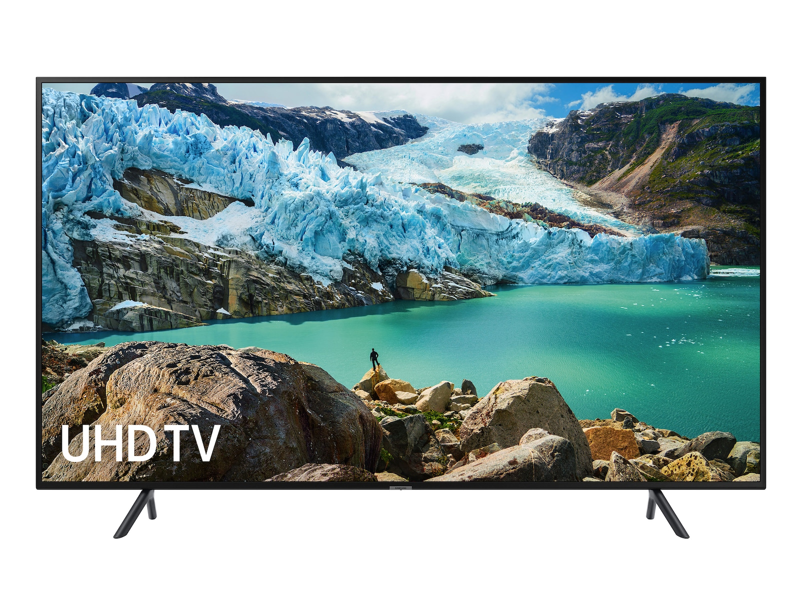 "Samsung UE43RU7100K - 43"" Class 7 Series LED TV - Smart TV - 4K UHD (2160p) 3840 x 2160 - HDR - UHD"