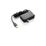 Lenovo 65W AC Indoor 65W Black power adapter/inverter