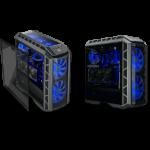 Cooler Master CoolerMaster MasterCase H500P RGB ATX PC Gaming Case