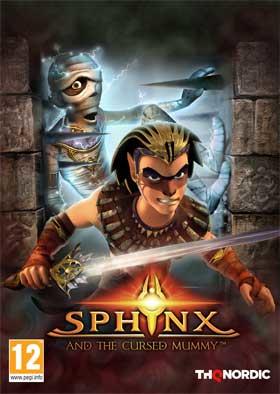 Nexway Sphinx and the Cursed Mummy vídeo juego PC/Mac/Linux Básico Español