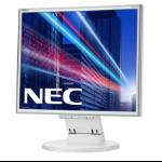 "NEC MultiSync E171M 17"" LED Flat White computer monitor"