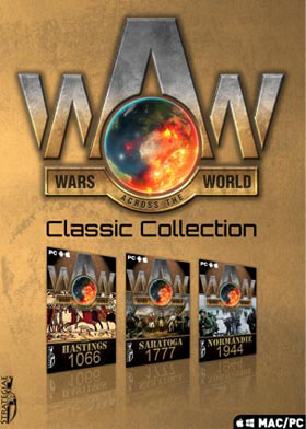 Nexway Wars Across the World - Classic Collection vídeo juego PC/Mac Coleccionistas Español