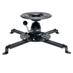 Tripp Lite DUNVPJT project mount Ceiling Black