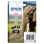 Epson C13T24264012 (24) Ink cartridge bright magenta, 360 pages, 5ml