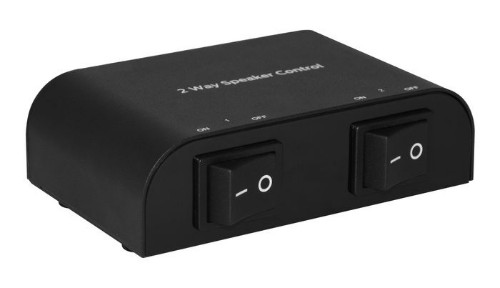 Microconnect MC-GEN-267 audio switch Black